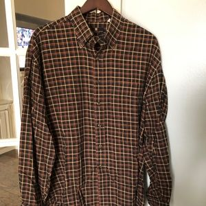 The Locker Room Button Down Men's Boutique Shirt